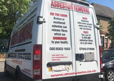 AtoZ Asbestos Removal Dartford Kent